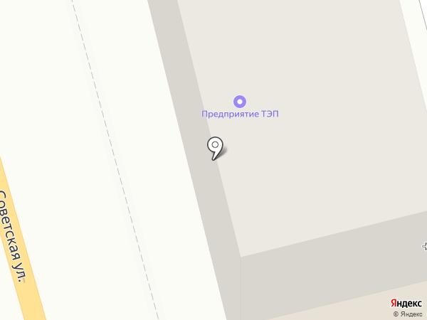 Аптека на карте Петропавловска-Камчатского