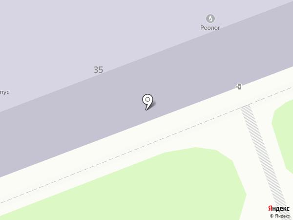 Камчатский государственный технический университет на карте Петропавловска-Камчатского
