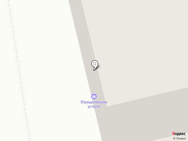 Моркамсервис на карте Петропавловска-Камчатского