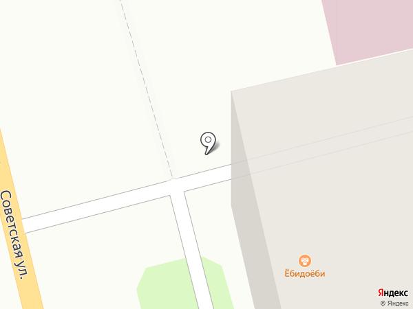 Камчатский краевой кардиологический диспансер на карте Петропавловска-Камчатского