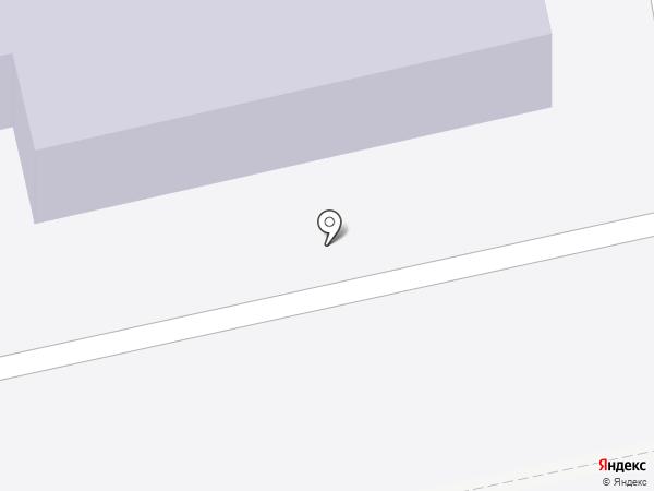 Детский сад №2 на карте Петропавловска-Камчатского