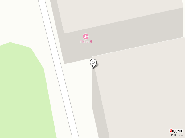 Камчатская Хоровая Капелла на карте Петропавловска-Камчатского