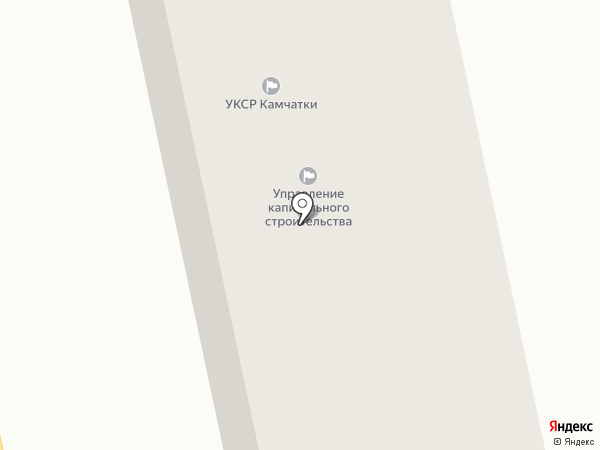 Контрольно-счетная палата Петропавловск-Камчатского городского округа на карте Петропавловска-Камчатского