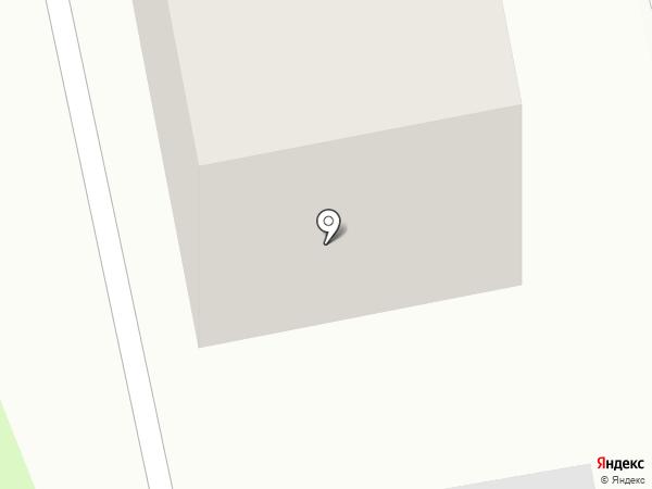 Поликлиническое отделение городской больницы № 2 на карте Петропавловска-Камчатского