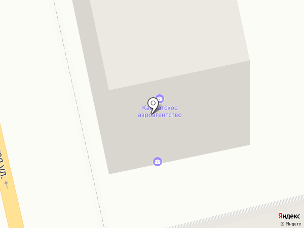 Камчатский центр охраны труда на карте Петропавловска-Камчатского