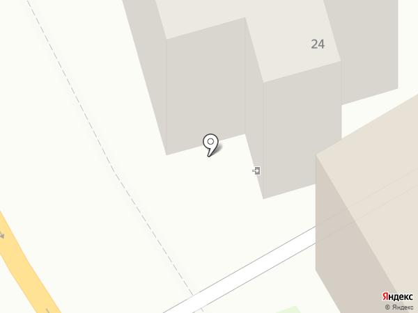 Север ДВ на карте Петропавловска-Камчатского