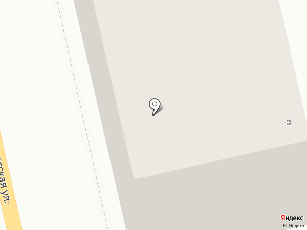 Поларис на карте Петропавловска-Камчатского