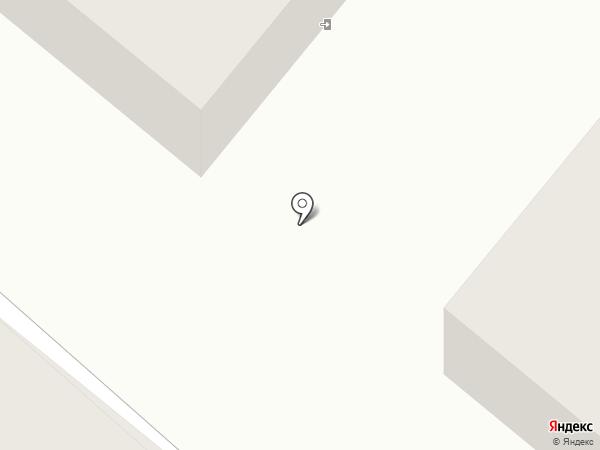 Дом художников на карте Петропавловска-Камчатского
