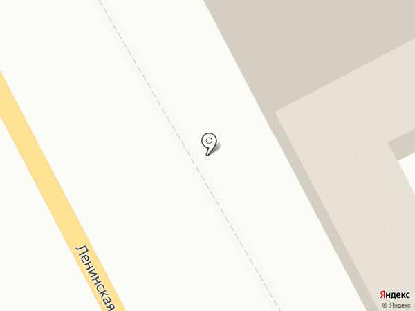 ПУТНИК на карте Петропавловска-Камчатского