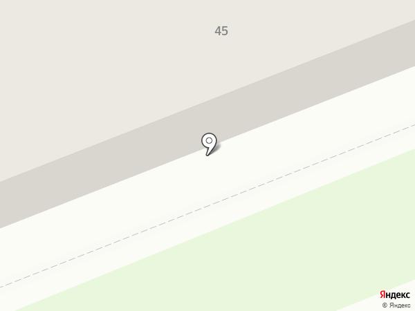 Линда Оптикс на карте Петропавловска-Камчатского