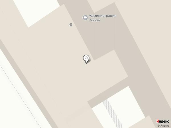 Отдел по вопросам внутренней политики на карте Петропавловска-Камчатского
