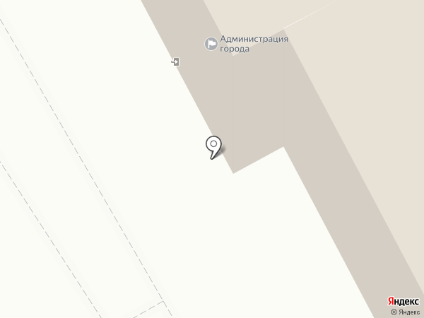 Отдел по связям с общественностью на карте Петропавловска-Камчатского