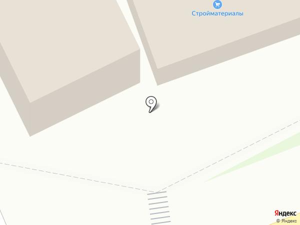 Компания на карте Петропавловска-Камчатского