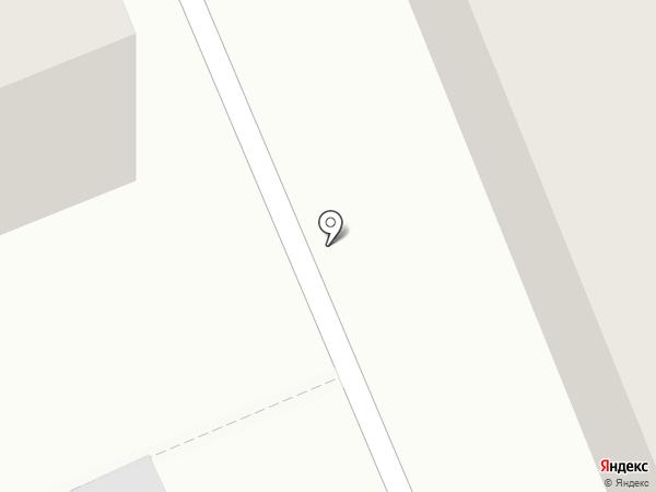 Почтовое отделение №9 на карте Петропавловска-Камчатского