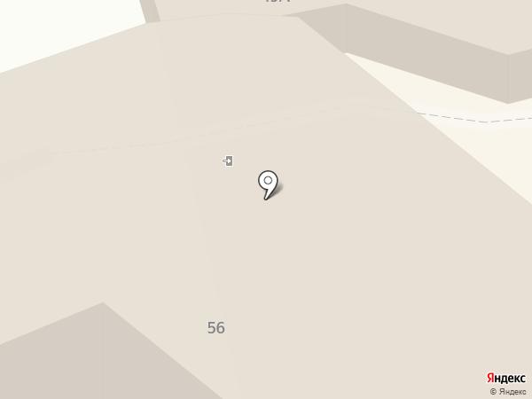 Ля Флёр С на карте Петропавловска-Камчатского