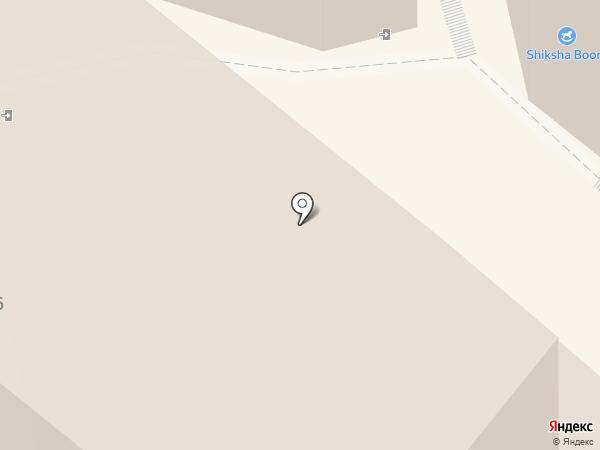 Stuff Point на карте Петропавловска-Камчатского