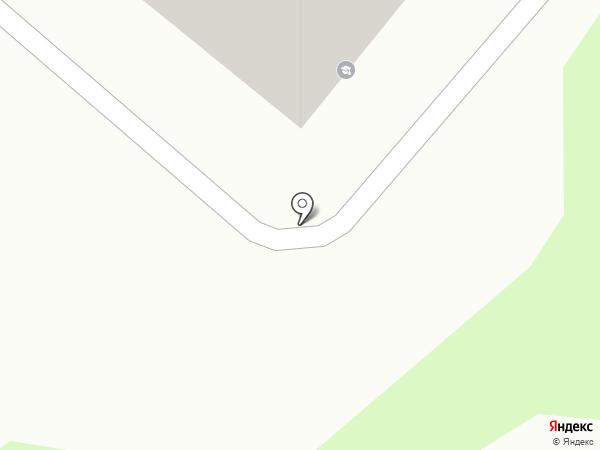 Камчатский учебно-методический центр по гражданской обороне, чрезвычайным ситуациям и пожарной безопасности на карте Петропавловска-Камчатского