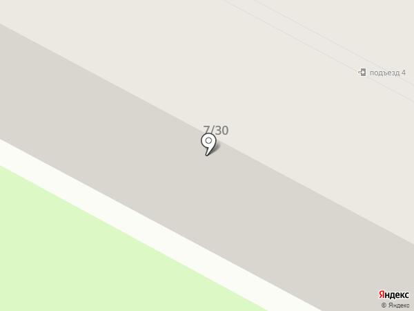 У Наташи на карте Петропавловска-Камчатского
