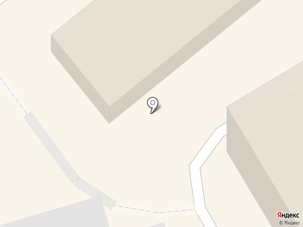 Лотос-М на карте Петропавловска-Камчатского