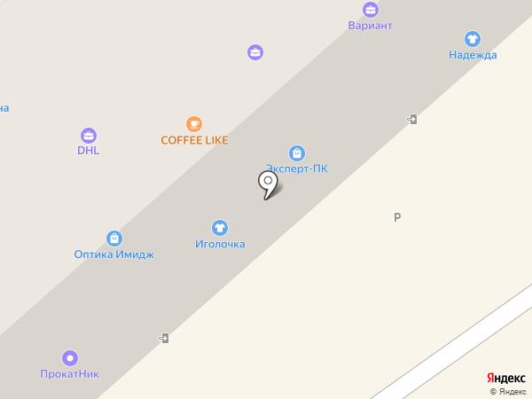 Отдел регистрационного учета населения №2 на карте Петропавловска-Камчатского