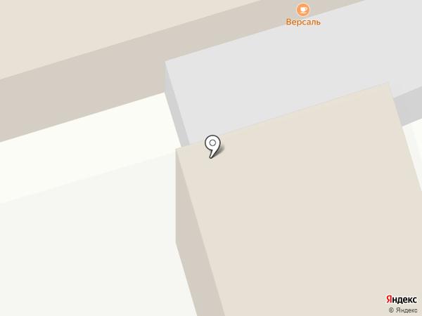 Камчат Транс Сервис на карте Петропавловска-Камчатского