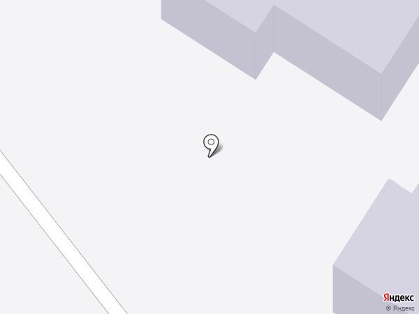Детский сад №15 на карте Петропавловска-Камчатского