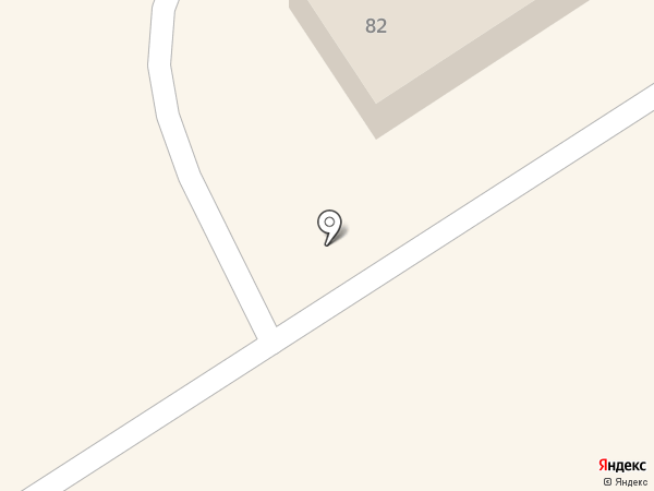 Спортивно-атлетический зал на карте Петропавловска-Камчатского
