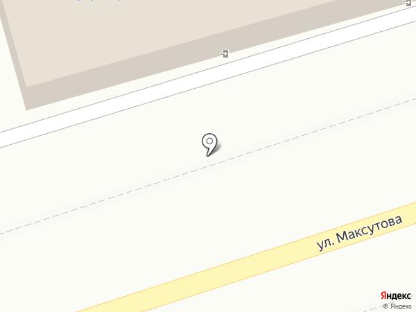 MODERN на карте Петропавловска-Камчатского