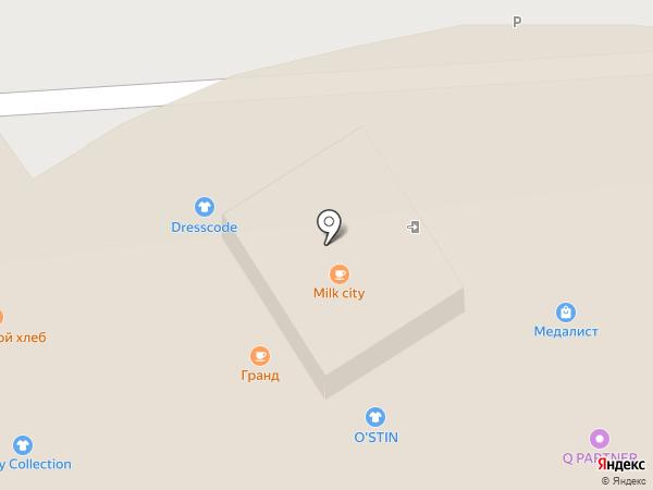 ВОЛГА на карте Петропавловска-Камчатского