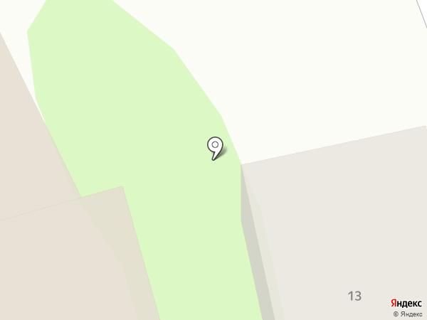 ДЕЛЬФИН на карте Петропавловска-Камчатского