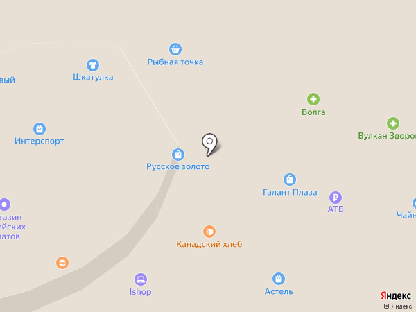 Elis на карте Петропавловска-Камчатского