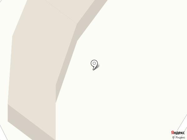 Феникс на карте Петропавловска-Камчатского
