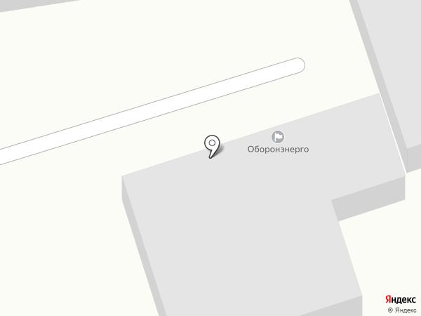 Оборонэнерго на карте Петропавловска-Камчатского