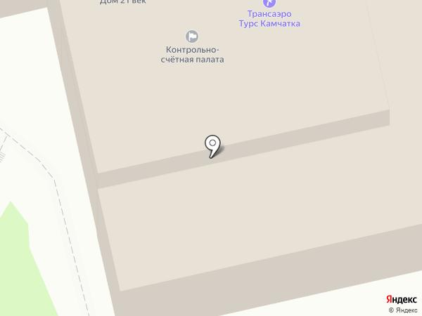 Петропавловская городская станция по борьбе с болезнями животных, КГБУ на карте Петропавловска-Камчатского