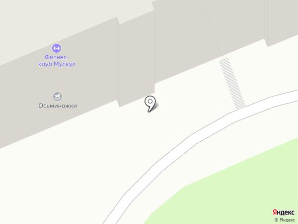СТ Альфатранс на карте Петропавловска-Камчатского