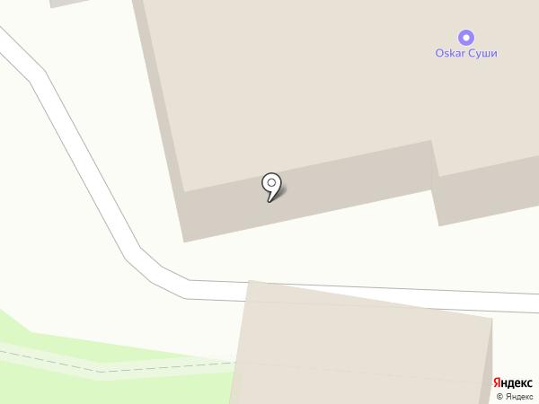 Гастроном №66 на карте Петропавловска-Камчатского