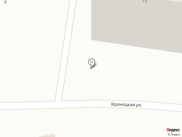 Нотариус Касатенко А.С. на карте Петропавловска-Камчатского