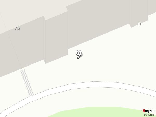 Ринго на карте Петропавловска-Камчатского