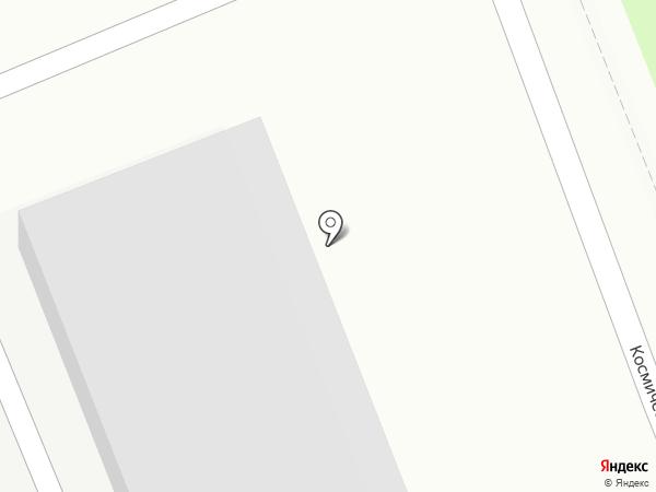 Кега на карте Петропавловска-Камчатского