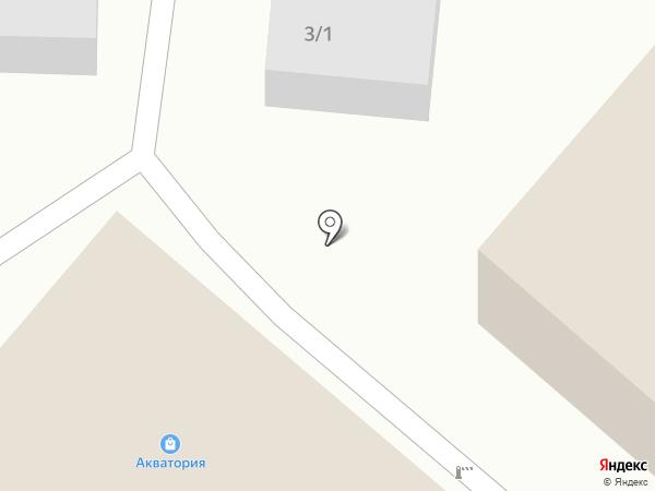 ГосЗнак на карте Петропавловска-Камчатского