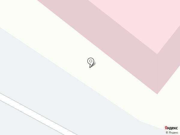 Петропавловск-Камчатская городская больница № 1 на карте Петропавловска-Камчатского