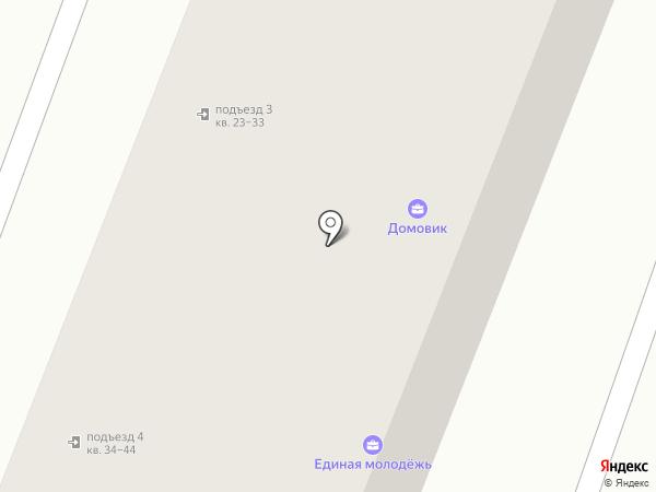 ПИАР ГРИН на карте Петропавловска-Камчатского