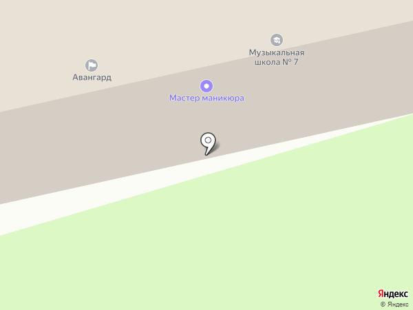 RE:FAKT на карте Петропавловска-Камчатского