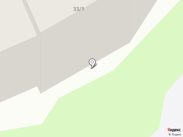 Беликов на карте Петропавловска-Камчатского
