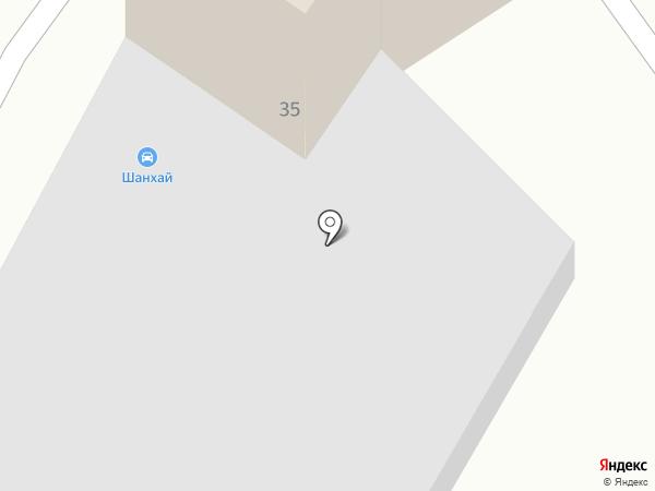 Автомойка на карте Петропавловска-Камчатского
