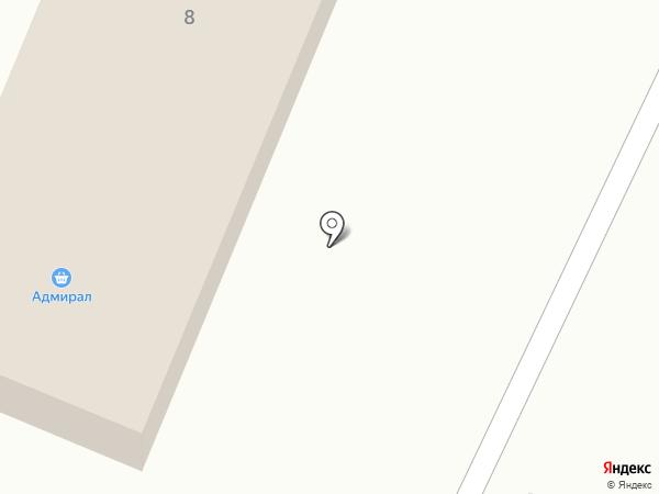 Пивной магазин на карте Петропавловска-Камчатского