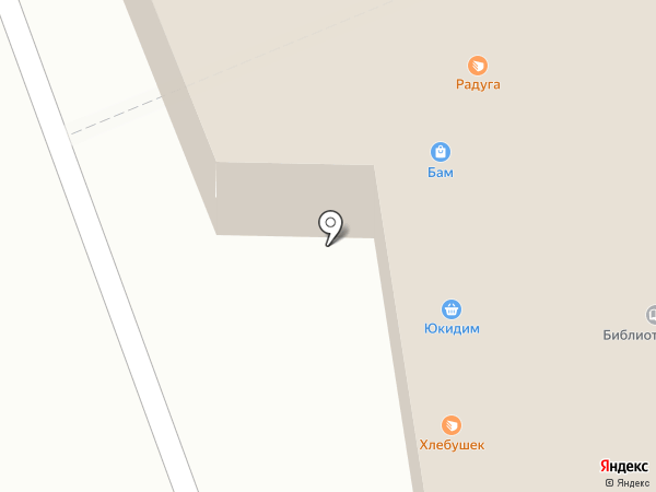 Агротек Маркет на карте Петропавловска-Камчатского