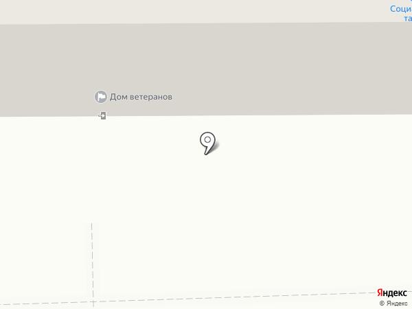 Камчатский специальный дом ветеранов на карте Петропавловска-Камчатского