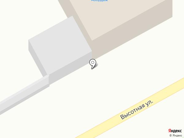 Воротные системы на карте Петропавловска-Камчатского