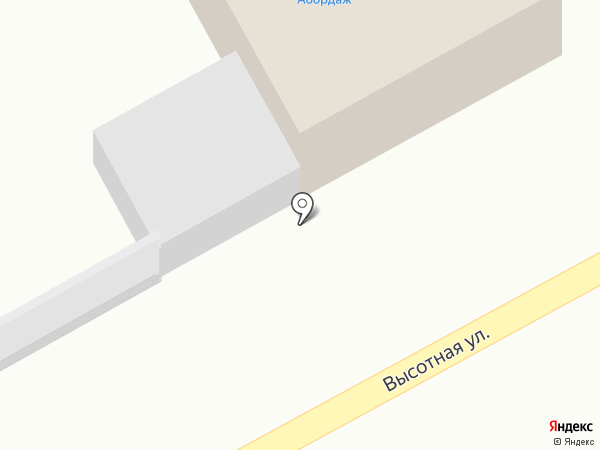 Автопластик на карте Петропавловска-Камчатского